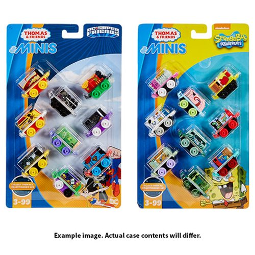 Thomas & Friends Minis Vehicle 9-Pack Case