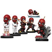 Deadpool Series MEA-027 6-Piece Mini-Figure Set