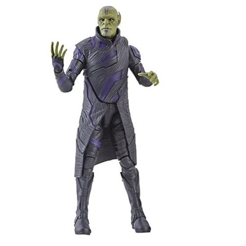 Captain Marvel Legends Talos Skrull Action Figure