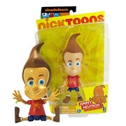 Jimmy Neutron 6-Inch Nicktoons Action Figure
