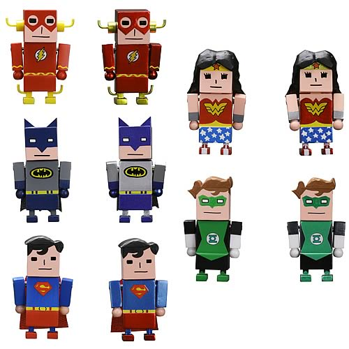 Justice League X Korejanai Mini-Figure Case