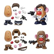 Star Wars Mr. Potato Head Playskool Friends Wave 1 Case