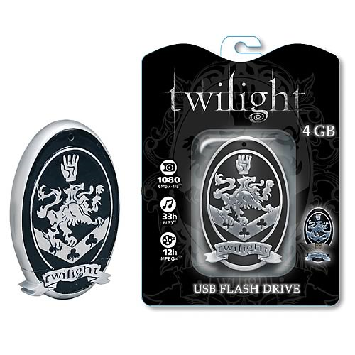 Twilight 4GB USB Flash Drive