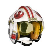 Star Wars Luke Skywalker Rebel Pilot Helmet Prop Replica