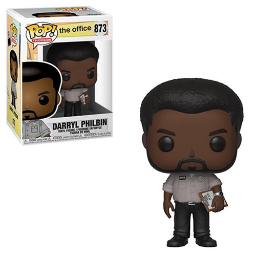 The Office Darryl Philbin Pop! Vinyl Figure, Not Mint