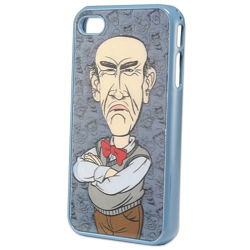 Jeff Dunham Walter iPhone 4 Case