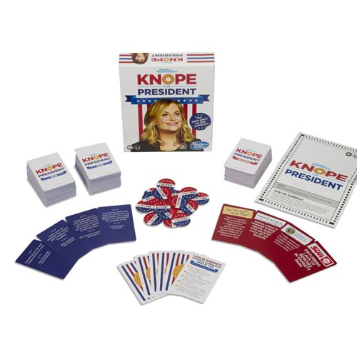 Parks and Recreation Knope For President Party Card Game
