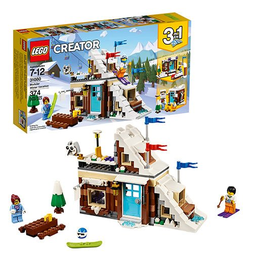 LEGO Creator Buildings 31080 Modular Winter Vacation