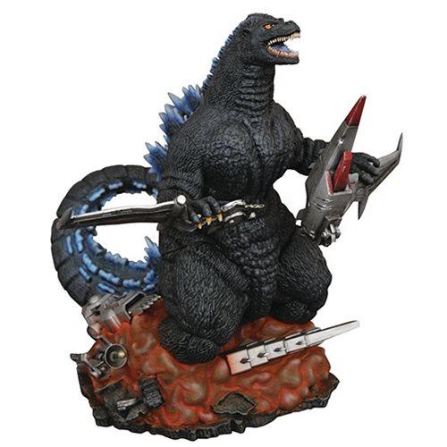 Godzilla Gallery 1993 Godzilla Statue