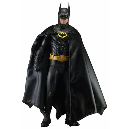 Batman 1989 Movie Michael Keaton 1:4 Scale Action Figure