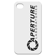 Portal 2 1980s Logo iPhone 4 Case