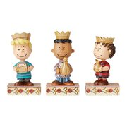 Peanuts Christmas Pageant by Jim Shore Statue Set 2
