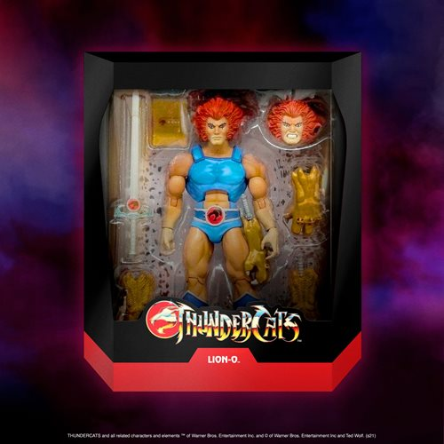 ThunderCats Ultimates Lion-O 7-Inch Action Figure