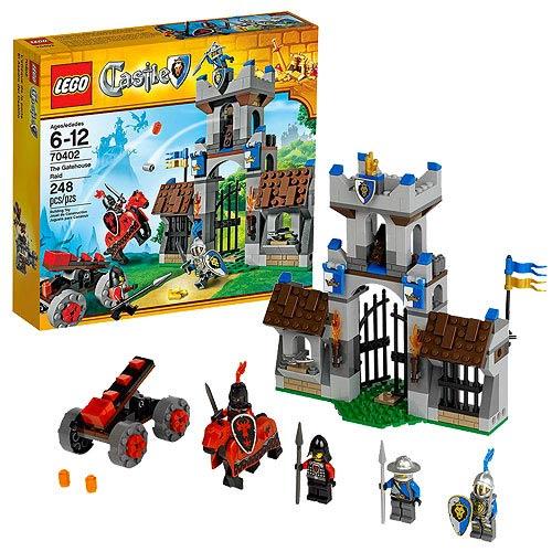 Lego Castle 70402 The Gatehouse Raid Entertainment Earth