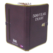 Doctor Who 500 Year Mini-Diary