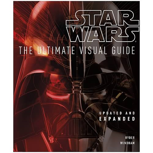 Star Wars Ultimate Visual Guide Hardcover Book