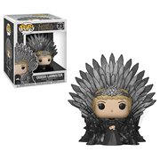Game of Thrones Cersei Lannister Sitting on Throne Deluxe Pop! Vinyl Figure
