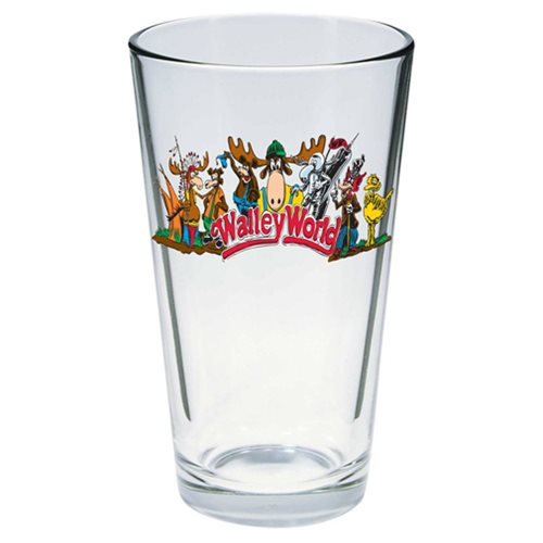 National Lampoon's Vacation Walley World Pint Glass