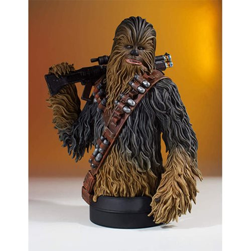 Star Wars Chewbacca (Solo) Mini Bust