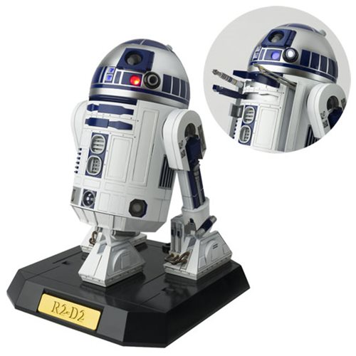Star Wars: A New Hope R2-D2 Chogokin x 12 Perfect Model Kit