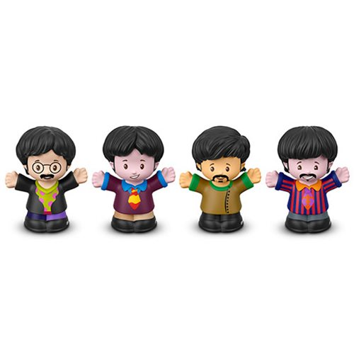 The Beatles Yellow Submarine by Little People, Not Mint