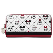 Disney Sensational 6 Pop! by Loungefly Zip-Around Wallet