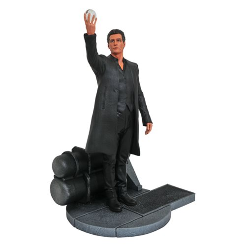 The Dark Tower Man in Black Gallery Statue, Not Mint