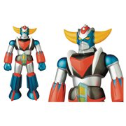 Grendizer Metallic Color Version Sofubi Vinyl Figure