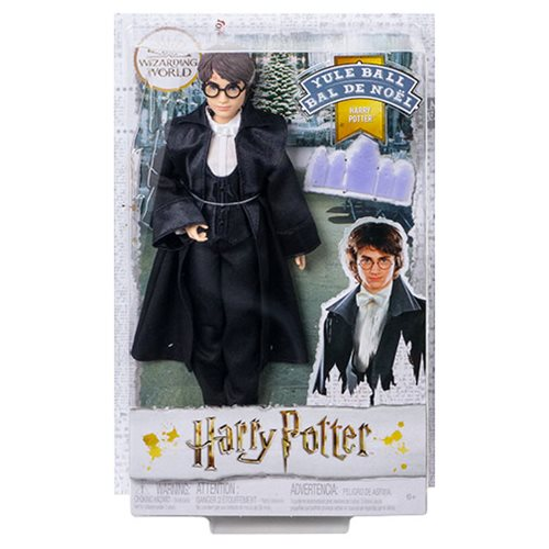 Harry Potter and The Goblet of Fire Yule Ball Harry Potter Doll