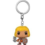 Masters of the Universe He-Man Pocket Pop! Key Chain