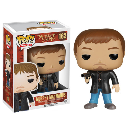 Boondock Saints Murphy MacManus Pop! Vinyl Figure, Not Mint