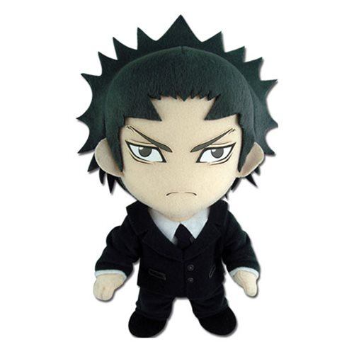 Assassination Classroom Karasuma 8-Inch Plush