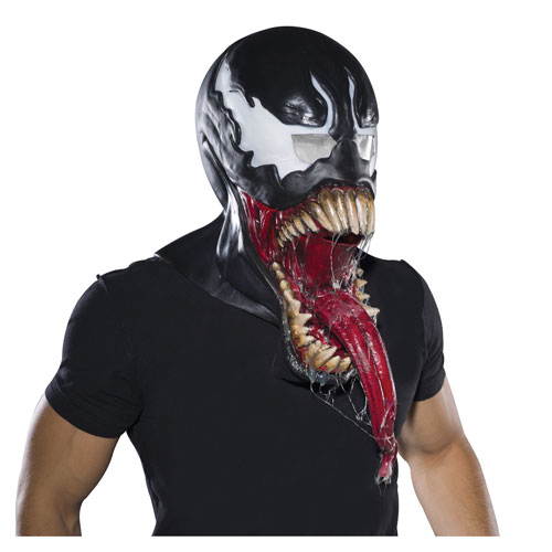 Spider-Man Venom Deluxe Latex Mask