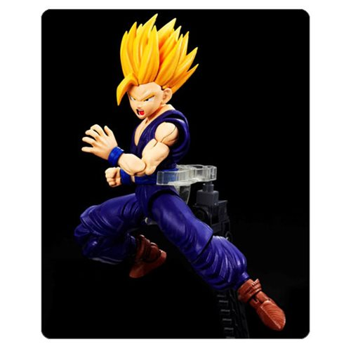 Bandai Dragon Ball Z Son Gohan Super Saiyan 2 Figure-rise Model US Seller USA