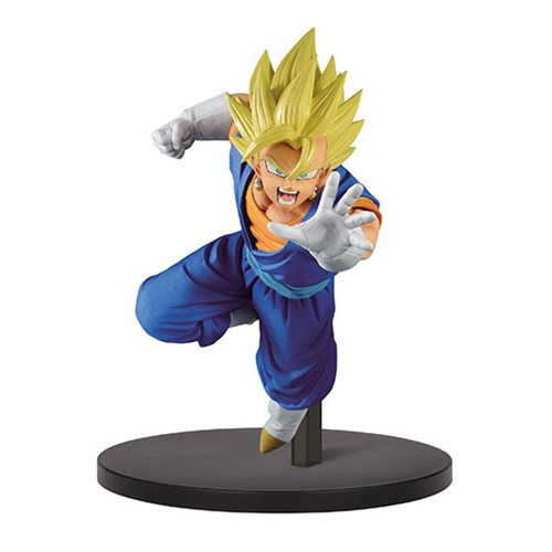 Dragon Ball Super Chosenshiretsuden Volume 2 Super Saiyan Vegito Statue