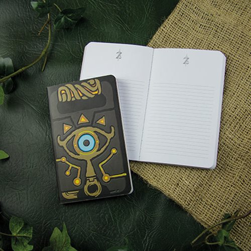 The Legend of Zelda Sheikah Slate Notebook