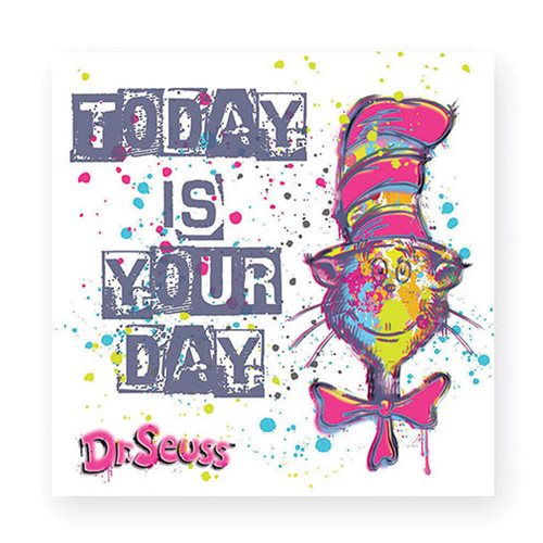Dr. Seuss Today Is Your Day Magnet
