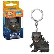 Godzilla vs. Kong Godzilla Pocket Pop! Key Chain