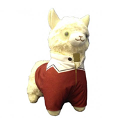 Tiger and Bunny Barnaby Brooks Jr. 12-Inch Cosplay Alpaca Plush