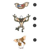 Gremlins Lapel Pin Set