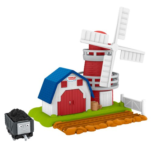 Thomas & Friends Fisher-Price Windmill Playset