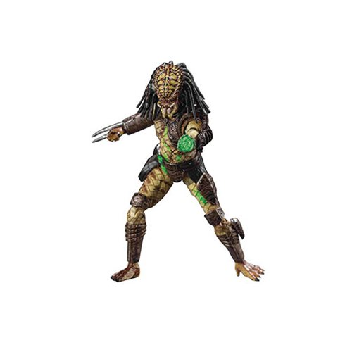 Predator 2 Battle Damage City Hunter 1:18 Scale Action Figure - Previews Exclusive