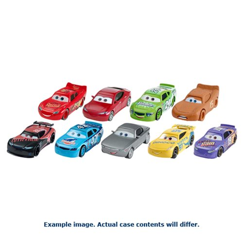 Cars 3 Character Cars 2017 Mix 3 Case