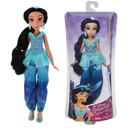 Disney Princess Classic Jasmine Fashion Doll
