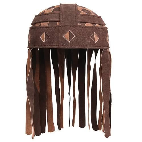 Braveheart William Wallace Leather Helmet Prop Replica