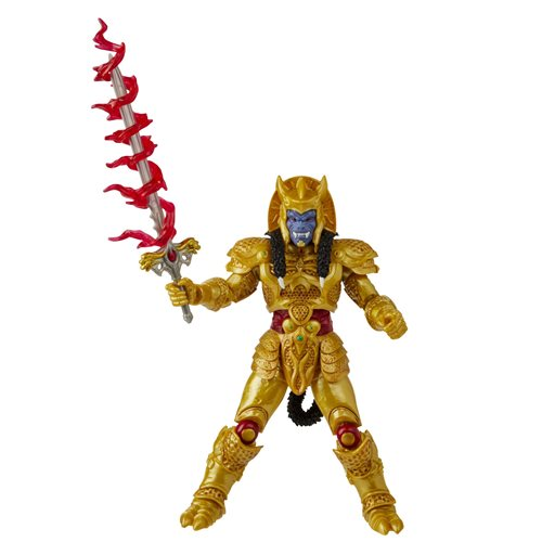Power Rangers Lightning Collection 6-Inch Figures Wave 6