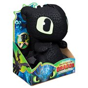 How to Train Your Dragon: The Hidden World Squeeze and Growl Toothless Plush