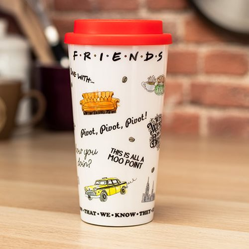 Friends 16 oz. Travel Mug