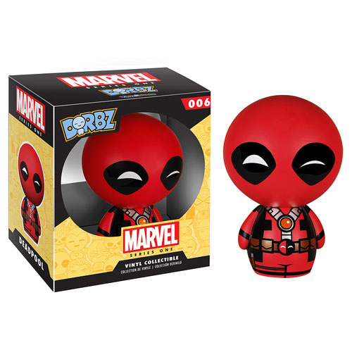 Deadpool Marvel Series 1 Dorbz Vinyl Figure