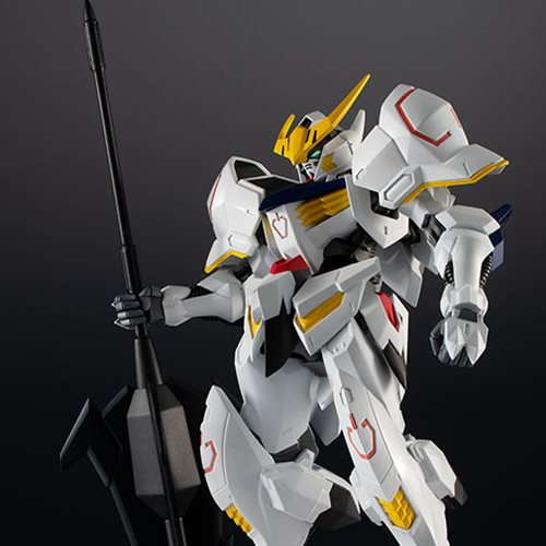 Mobile Suit Gundam Iron-Blooded Orphans ASW-G-08 Gundam Barbatos Action Figure